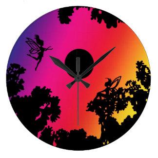 Relógio Grande Países das fadas crepusculares
