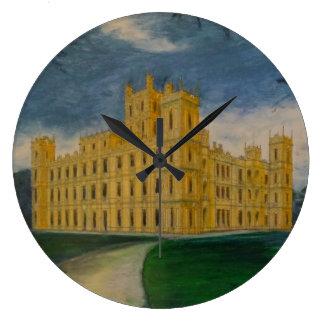 Relógio Grande Pulso de disparo da abadia de Downton