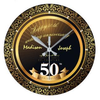 Relógio Grande Pulso de disparo luxuoso do ornamental do