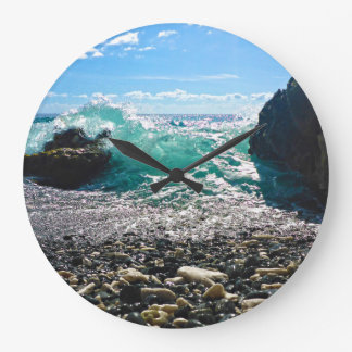 Relógio Grande Respingo das caraíbas