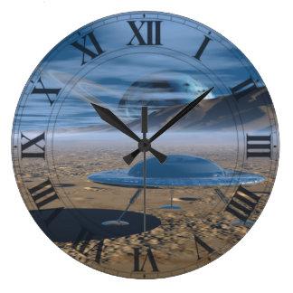 Relógio Grande SciFi Mk.I