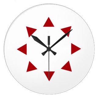 Relógio Grande Sentidos preliminares de InterCardinal:  rosa de