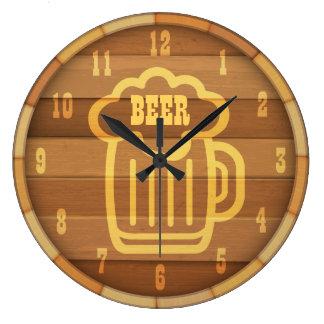 Relógio Grande Tempo da cerveja