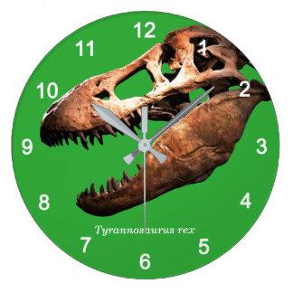 Relógio Grande Tyrannosaurus rex
