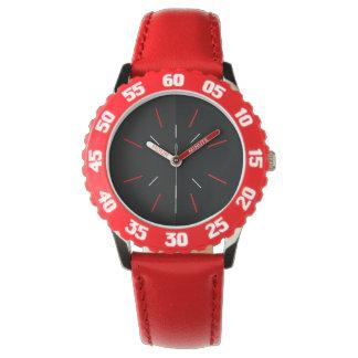 Relógio moderno elegante dos miúdos