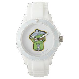 Relógio Oscar o zombi do Grouch