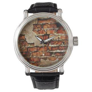 Relógio Parede de tijolo autêntica (modelos múltiplos)