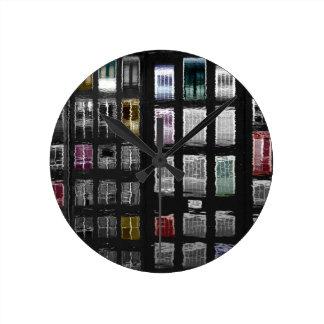 Relógio Redondo Amsterdão 28