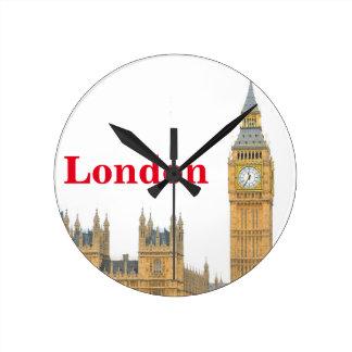 Relógio Redondo Big Ben
