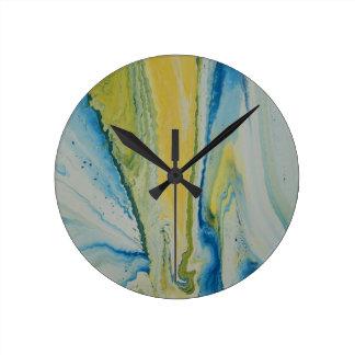 Relógio Redondo Caribe