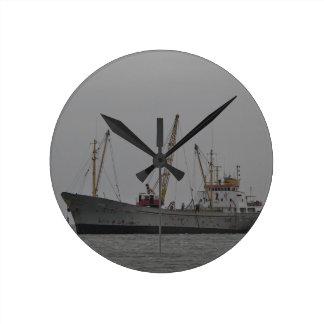Relógio Redondo Navio Rafael