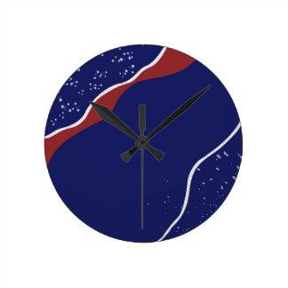 Relógio Redondo Noite estrelado