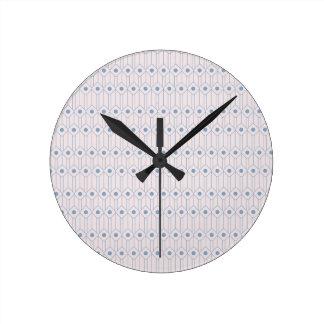 Relógio Redondo Teste padrão mínimo