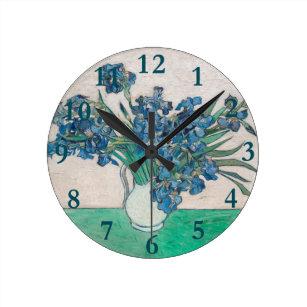 e1bcbcdac35 Relógio Redondo Vincent van Gogh torna iridescente a pintura