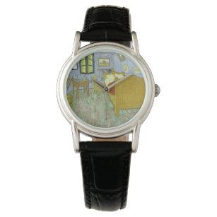 3501e2776a8 Relógio VINCENT VAN GOGH - quarto em Arles 1888