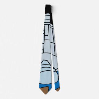 Remendo da missão de Apollo 1 Gravata