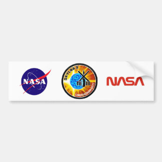 Remendo da missão de Skylab 1 Adesivo Para Carro