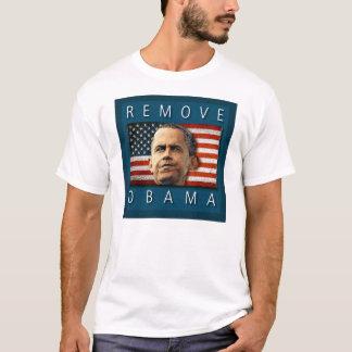 Remova o tshirt de Obama
