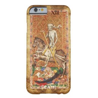 RENASCIMENTO ANTIGO TAROTS 13/MORTE CAPA BARELY THERE PARA iPhone 6