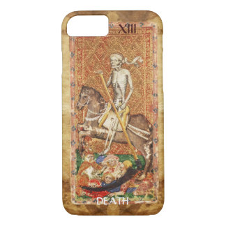RENASCIMENTO ANTIGO TAROTS 13/MORTE CAPA iPhone 8/7