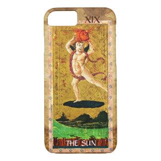 RENASCIMENTO ANTIGO TAROTS 19/THE SUN CAPA iPhone 8/7