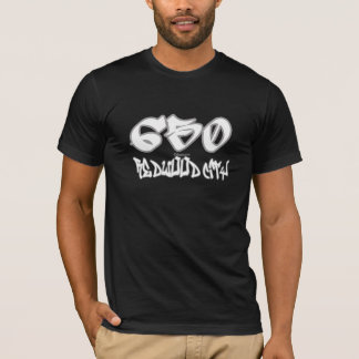 Representante Redwood City (650) Tshirt