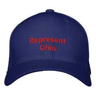 Represente o boné de Ohio