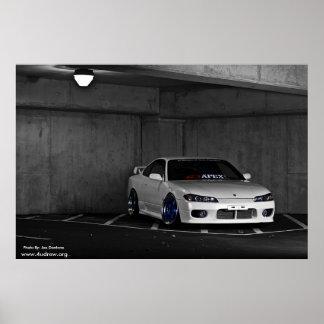 Reprodução de S15 Silvia, foto perto: Joe Dantone Poster