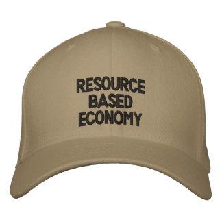 Resource Based Economy Boné Bordado