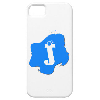 Respingo azul capa de iPhone 5 Case-Mate