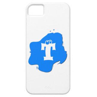 Respingo azul capa iPhone 5 Case-Mate