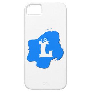 Respingo azul capas de iPhone 5 Case-Mate