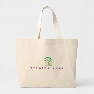 Respire o bolsa da ioga