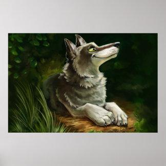 Resto de Wolfie Pôsteres