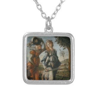 Retorno de Judith a Bethulia por Botticelli Pingente