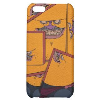 Retrato amarelo capa iphone5C