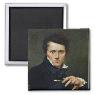 Retrato de auto, c.1818 ima