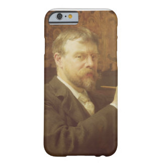 Retrato de auto de Alma-Tadema |, 1897 Capa Barely There Para iPhone 6