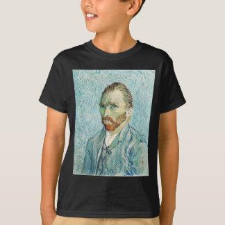 Retrato de auto por Vincent van Gogh Camiseta