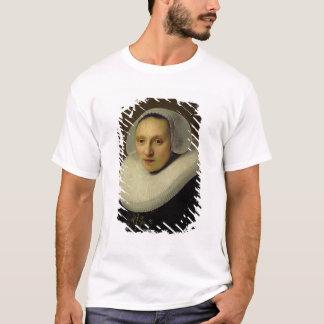 Retrato de Cornelia Pronck, esposa de Albert Camiseta