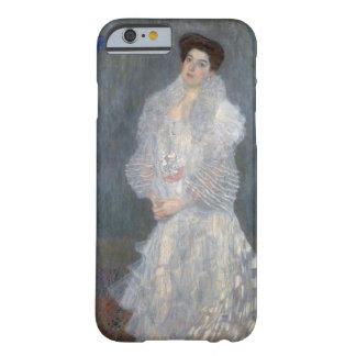 Retrato de Gustavo Klimt do iPhone Cas de Hermine Capa Barely There Para iPhone 6