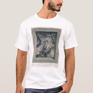 Retrato de John Paul Jones T-shirts
