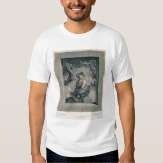 Retrato de John Paul Jones Tshirt