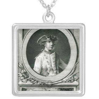 Retrato de Louis, d'Assas dos cavaleiros Bijuteria