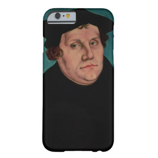 Retrato de Martin Luther, 1529 Capa iPhone 6 Barely There