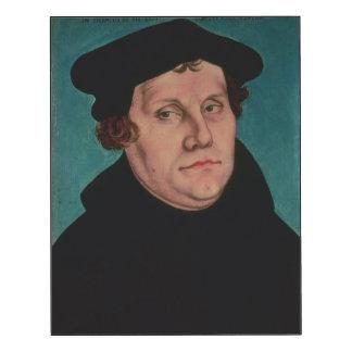 Retrato de Martin Luther, 1529