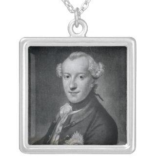 Retrato de sua alteza mais sereno Charles Bijuterias