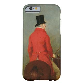 Retrato de Thomas Cholmondeley, primeiro senhor Capa Barely There Para iPhone 6