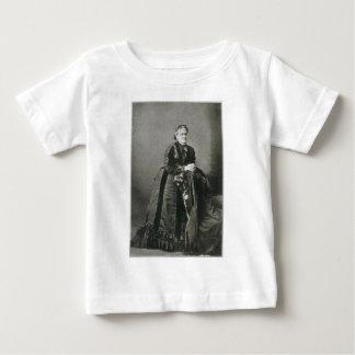 Retrato do escritor americano Helen Hunt Jackson Tshirt