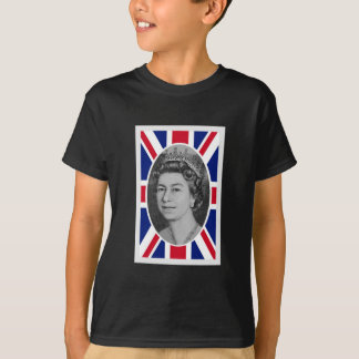 Retrato do jubileu da rainha Elizabeth Camisetas